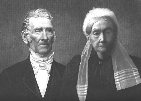 Robert Andrews And Frances Carter